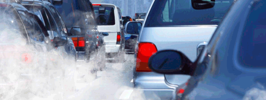 Gas Cars Cause Pollution And The Solution Is Electric Cars